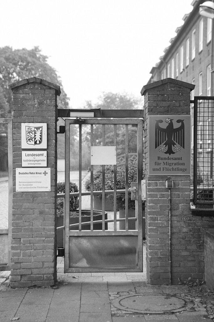 Ankunft hinter Gittern #1