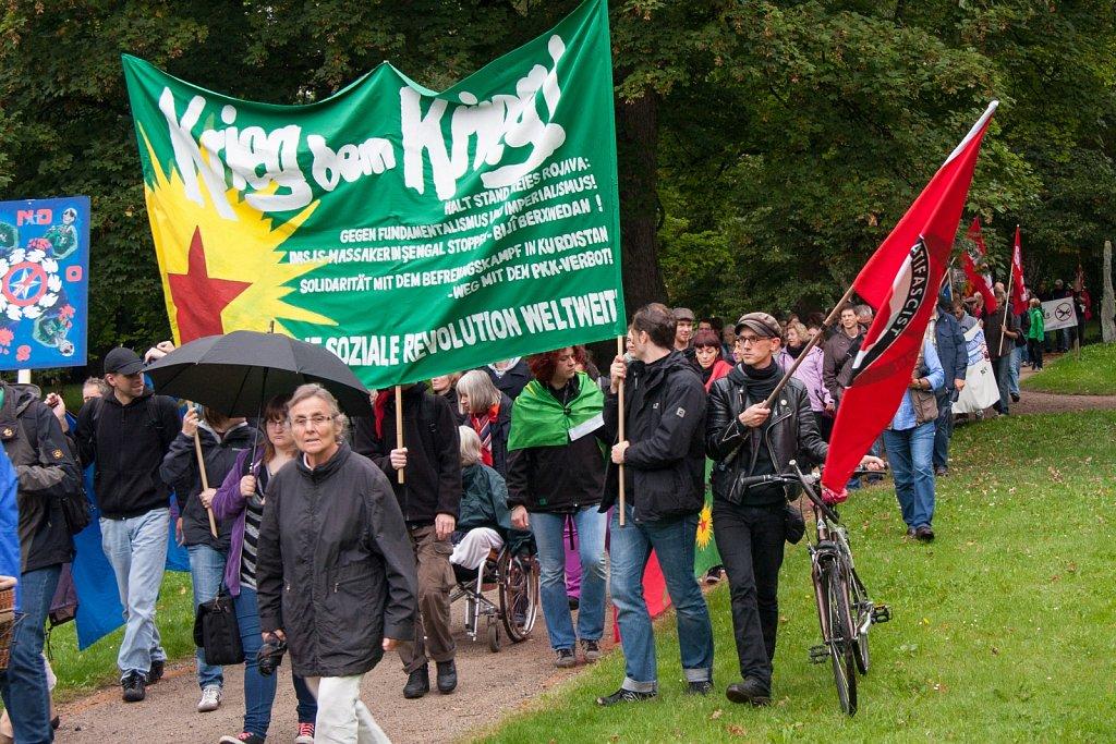 Antikriegstag 2014 in Kiel