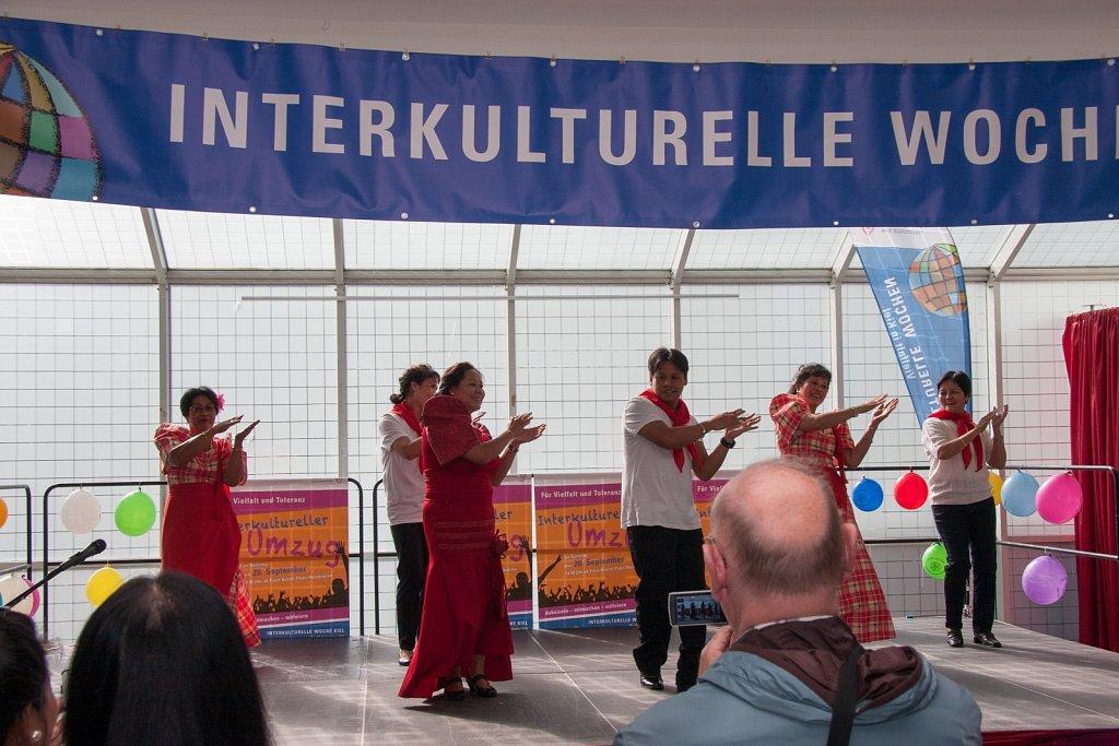 Aktionstag zu den interkulturellen Wochen2014 in Kiel