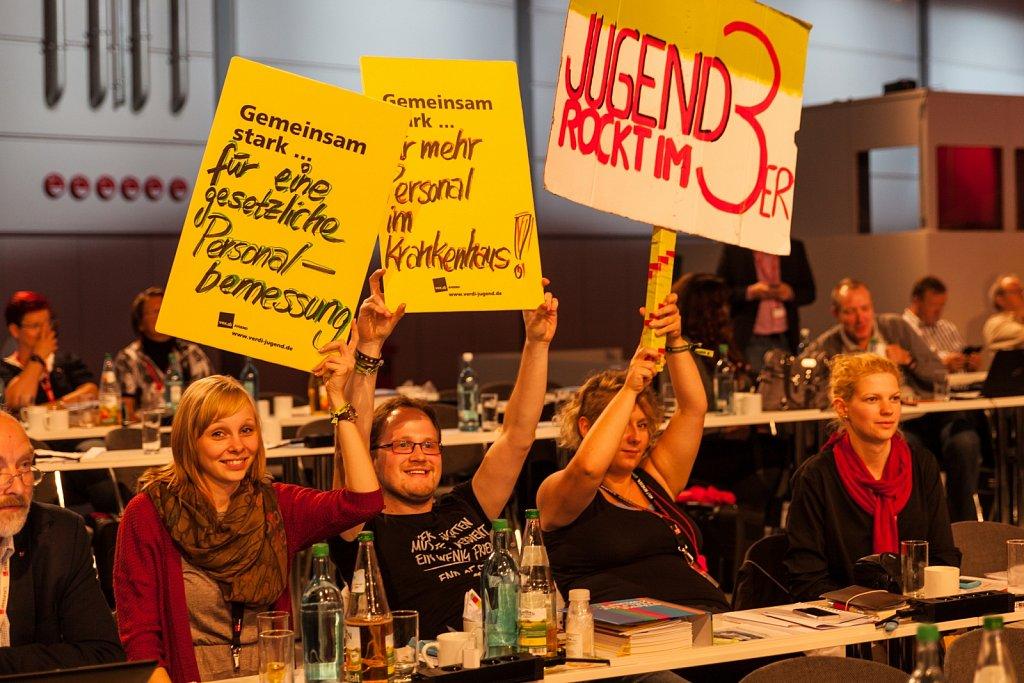ver.di Bundeskongress 2015