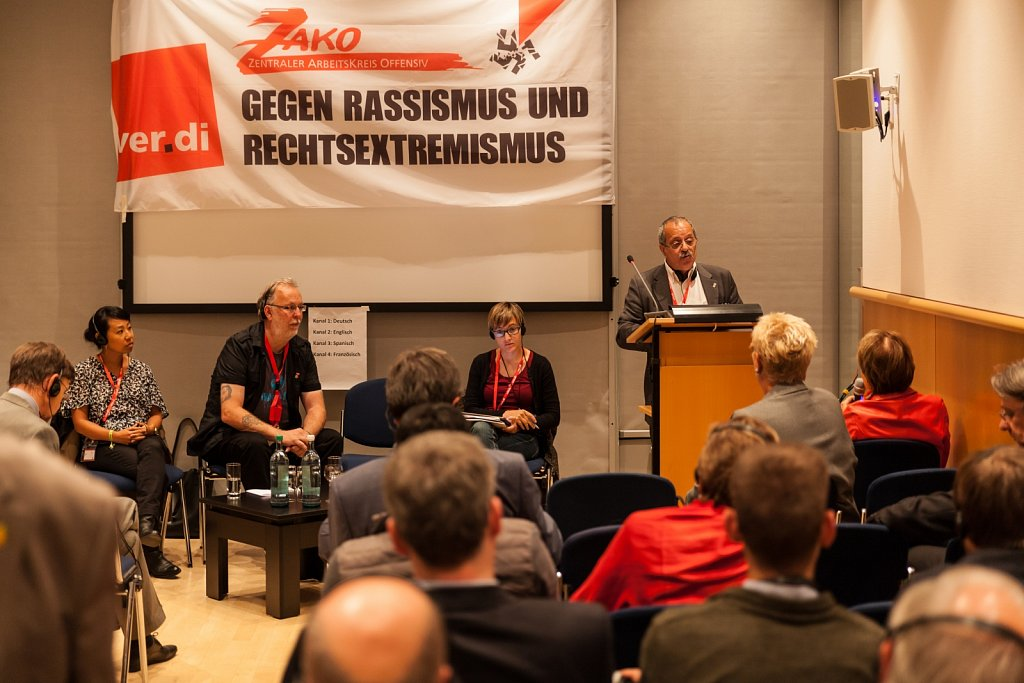 ver.di Bundeskongress 2015