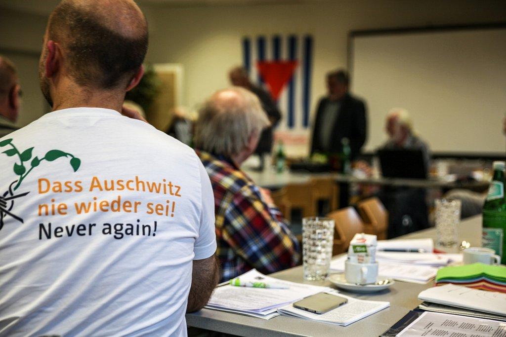 Landesdelegiertenkonferenz der VVN-BdA Schleswig-Holstein
