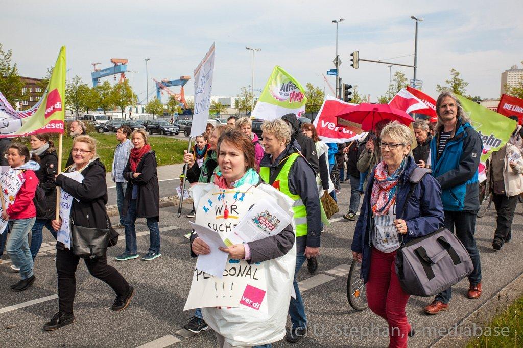 Tag der Pflege 2016 in Kiel