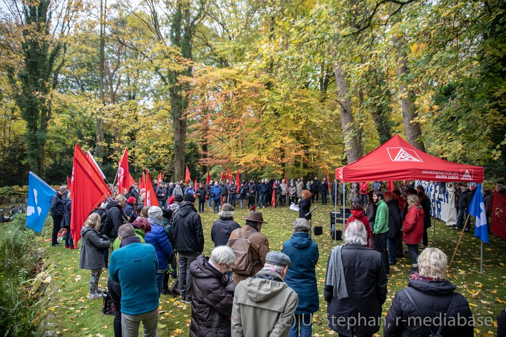 100 Jahre Novemberrevolution Kiel