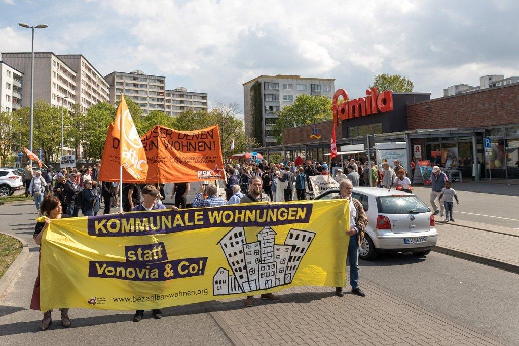 Kommunale Wohnungen statt Vonovia & Co