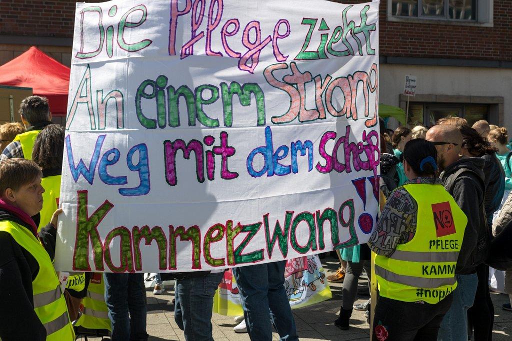 Tag der Pflege in Kiel