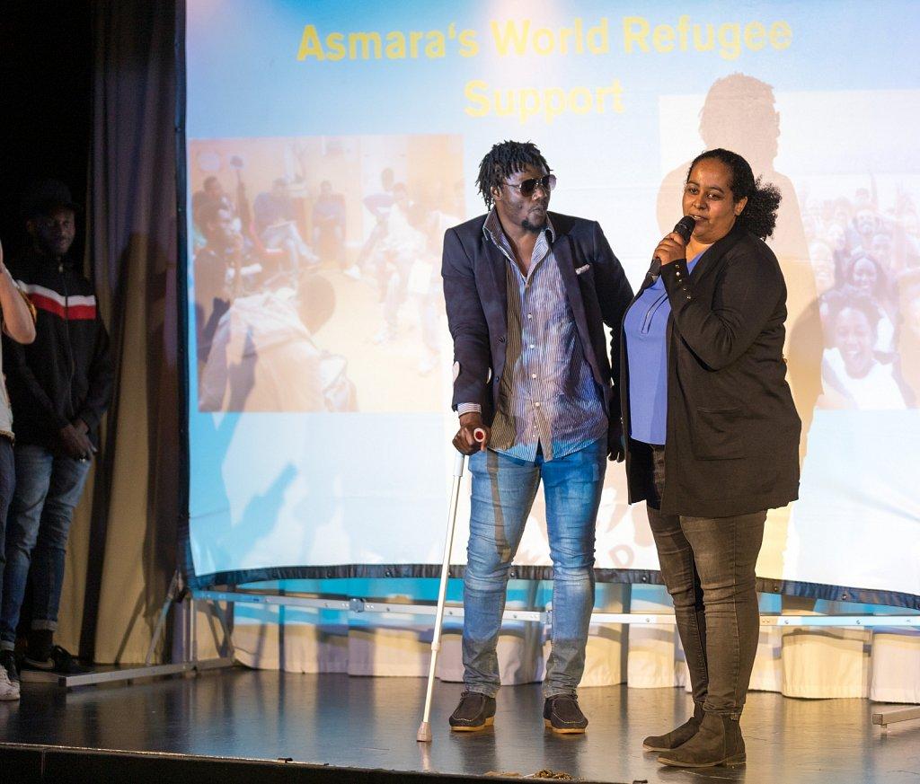 Galaabend Jugendliche ohne Grenzen anlässlich der Innenminister
