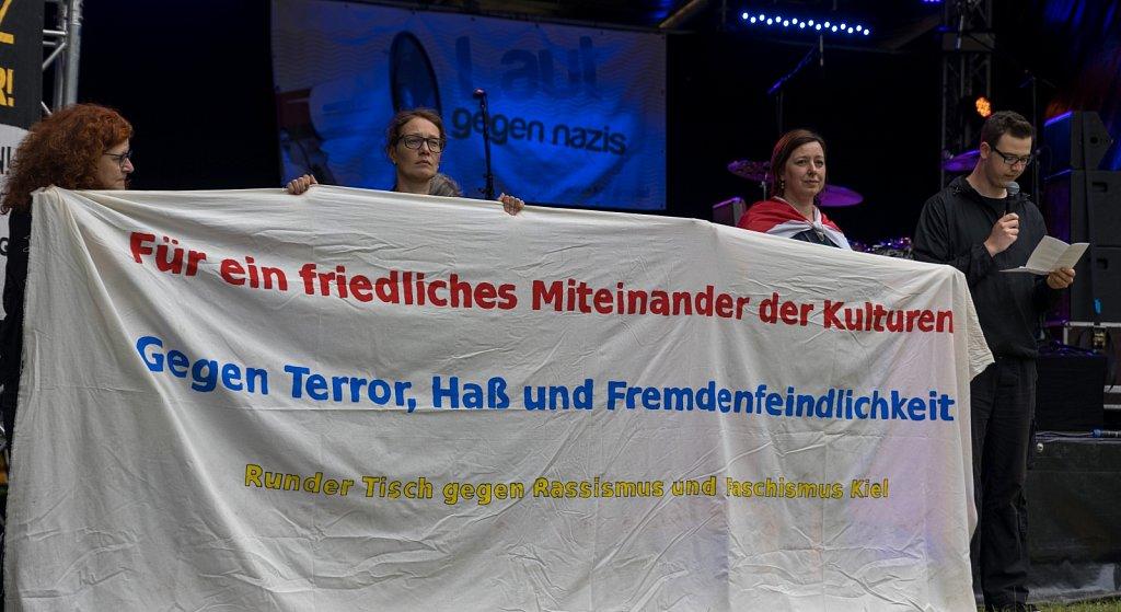 Keine Toleranz für Nazis und Rassisten - Rechte Terrornetzwerke