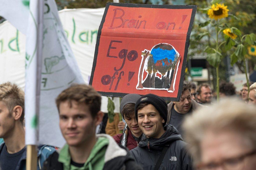 Weltweiter Klimastreik in Kiel